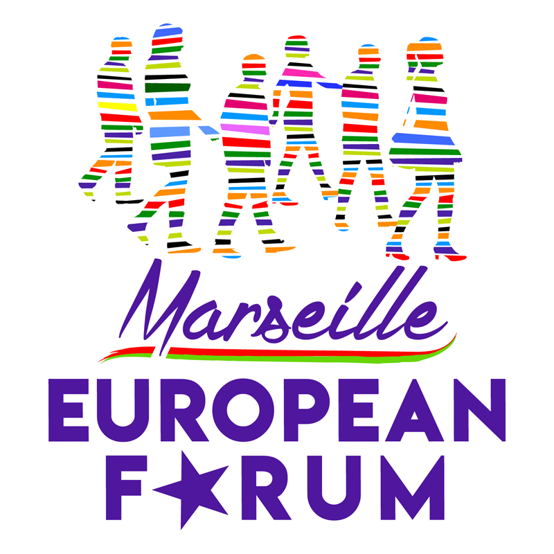 Logo European Forum Marseille